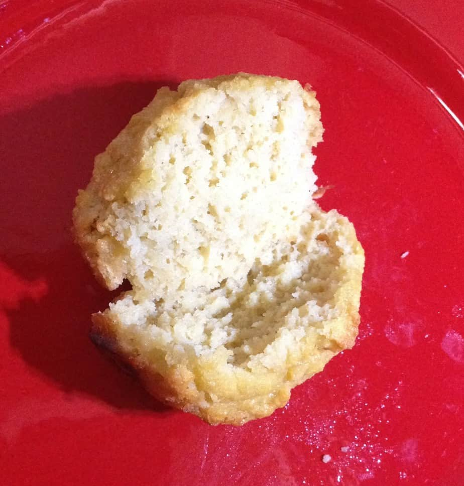 how to make coconut muffins