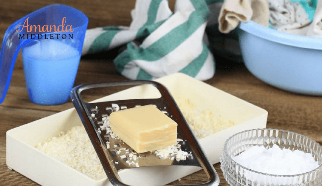 How to Quickly make Homemade Laundry Detergent!