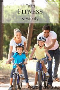 Faith, Family and Fitness