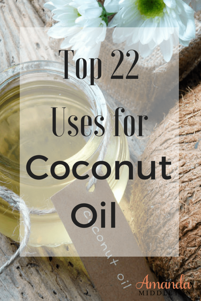 Top 22 Uses for Coconut Oil