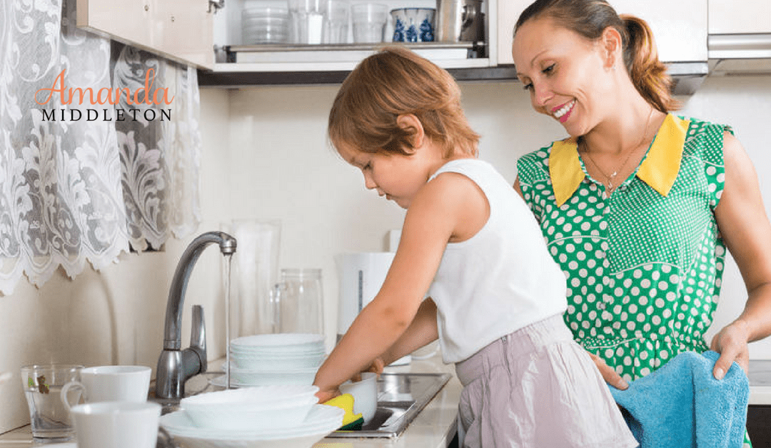 How I Made a Homemade Dishwashing Detergent That Actually Works!