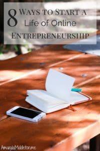 8 Ways to Start a Life of Online Entrepreneurship Without Failing