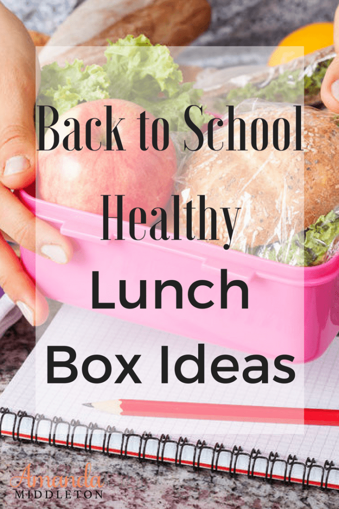 Back to School Lunch Box Ideas