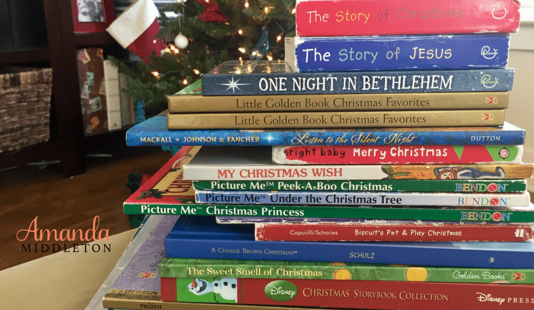 25 Days of Children's Christmas Books