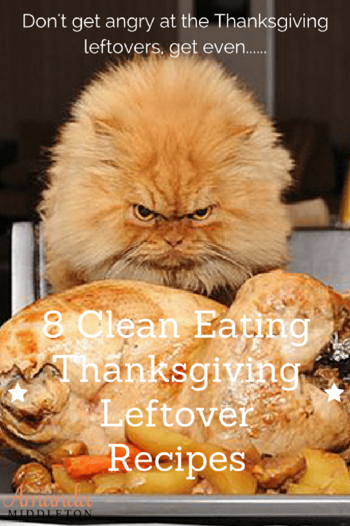 8 Clean Eating Thanksgiving Leftover Recipes