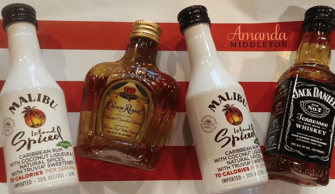 Homemade Gifts: Mason Jar Christmas Cocktail/Drinks