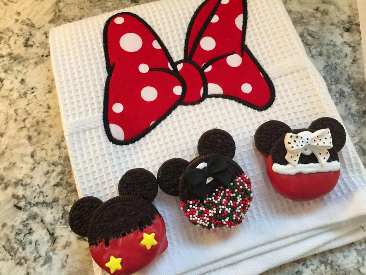 Allergy Free Disney Inspired No Bake Christmas Cookies