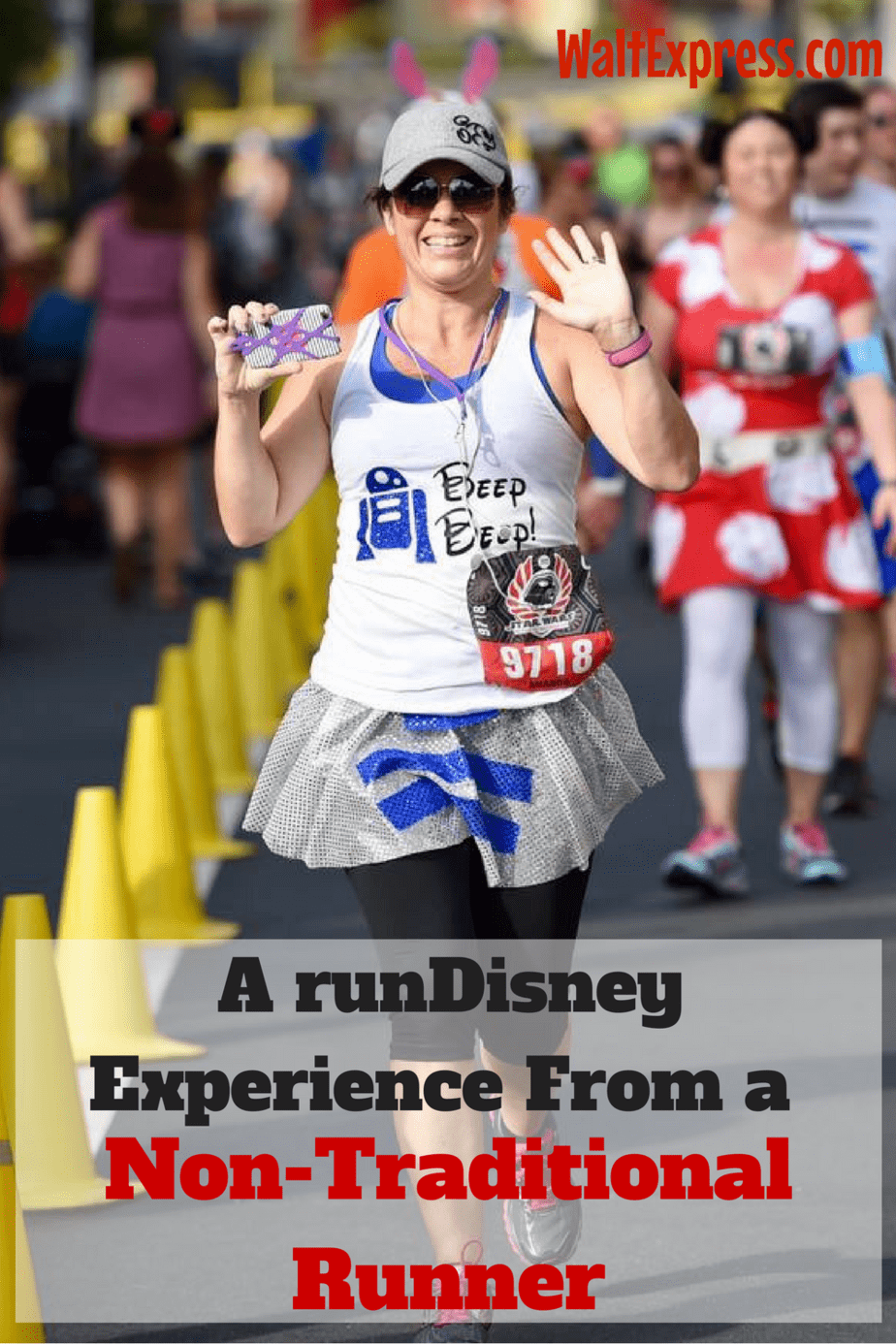 A runDisney Experience From a Non-Traditional Runner