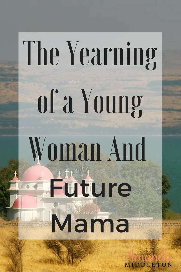 The Yearning of a Young Woman And Future Mama