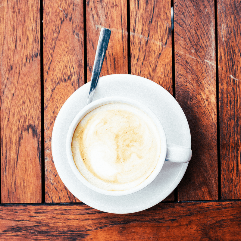 Healthy Pumpkin Spice Coffee Creamer