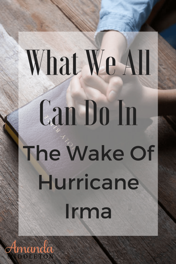 What We All Can Do In The Wake Of Hurricane Irma