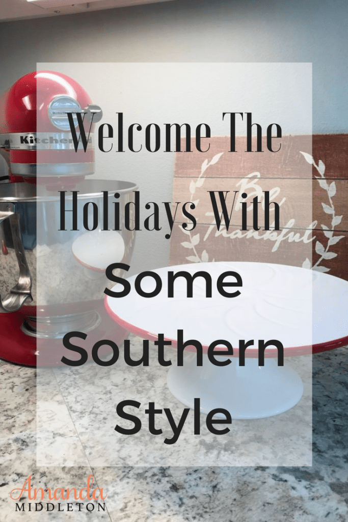 Welcome The Holidays With Some Southern Style