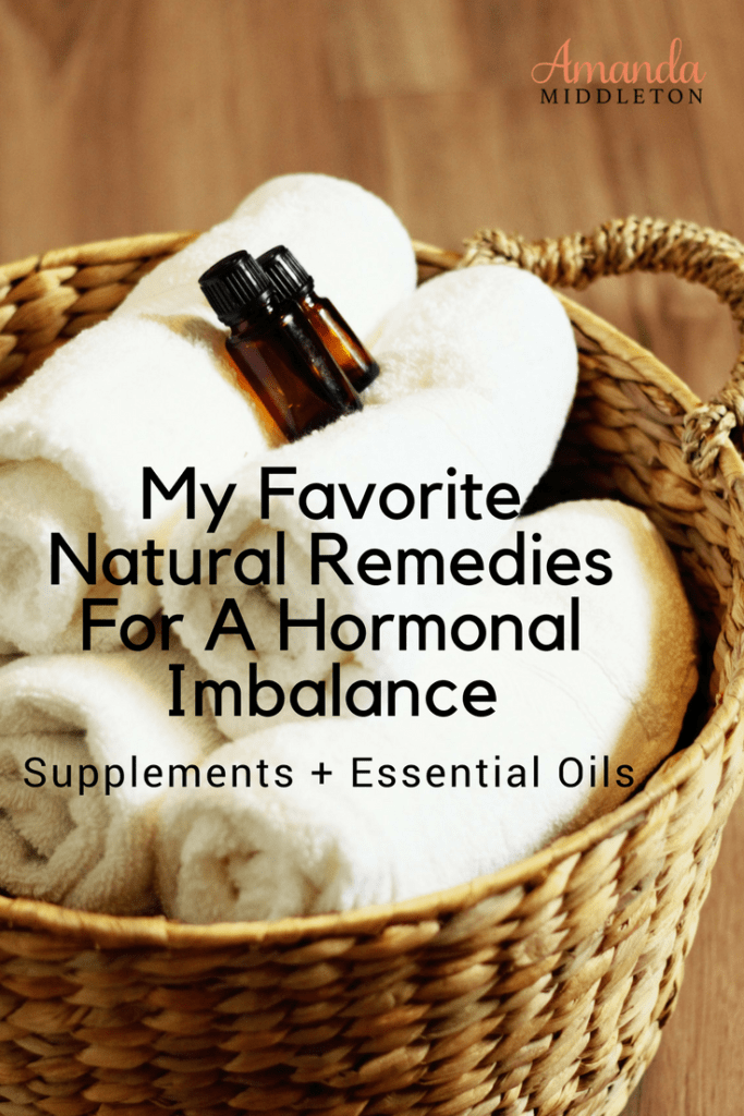 My Favorite Natural Remedies For A Hormonal Imbalance
