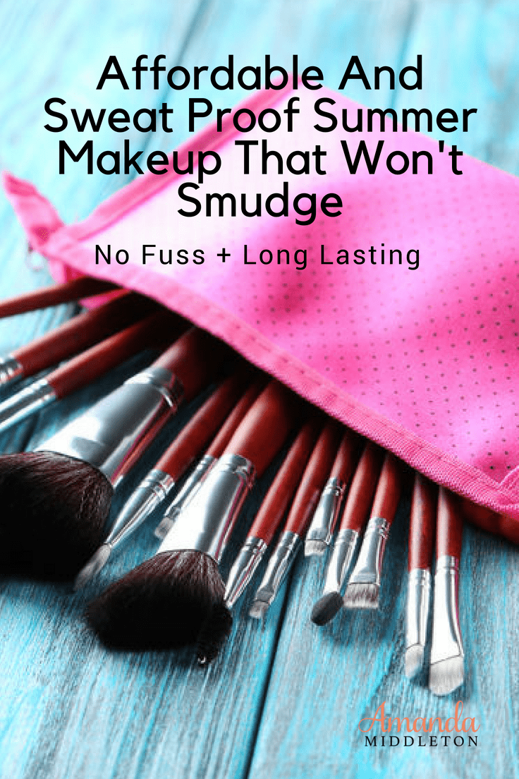 Affordable And Sweat Proof Summer Makeup That Won't Smudge