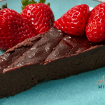 Heart Healthy Gluten Free Chocolate Torte Dessert