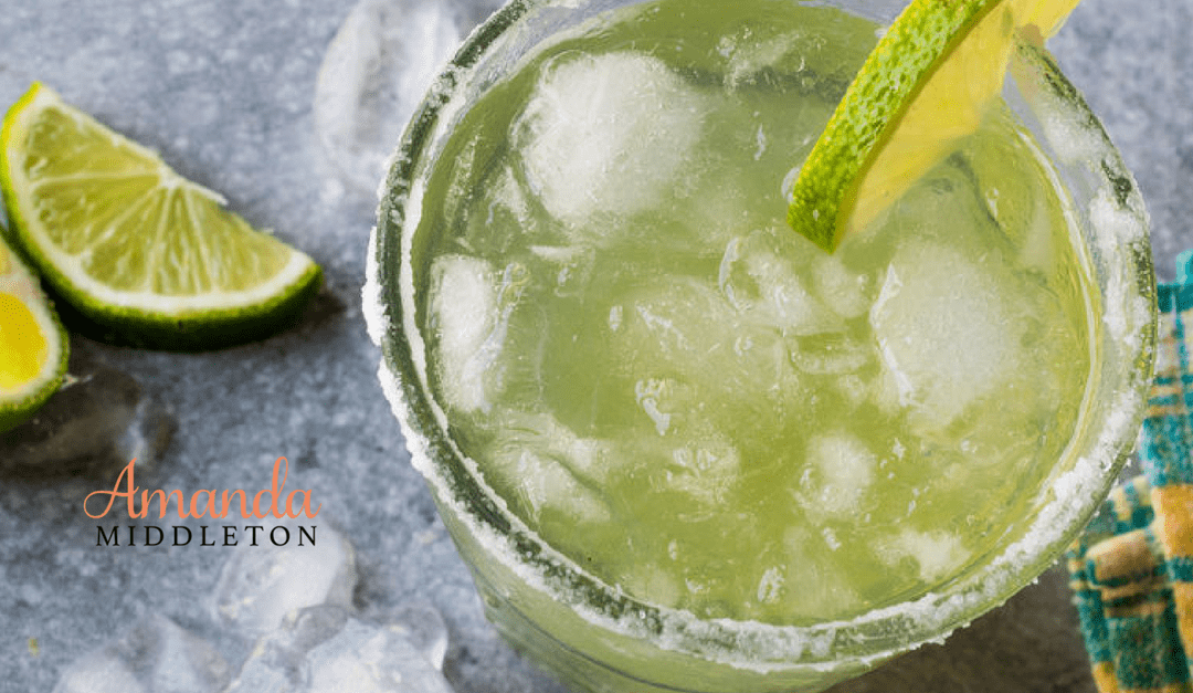 Gluten Free Alcohol And A Skinny Margarita Recipe